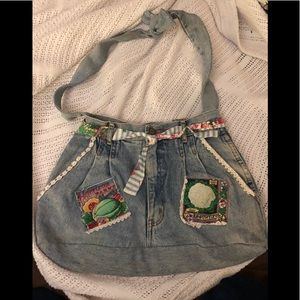 Vintage Bill Blass Hobo bag
